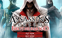 Assassins Creed Brotherhood - Ubisoft