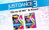 Just Dance 3 bannerkampagne - Ubisoft