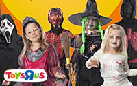 "Bannerkampagne for Toys""R""Us (TopToy) - Halloween"